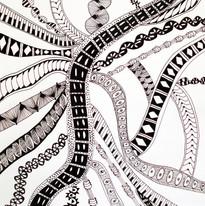 Teresa Wilson - Ink drawing