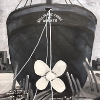 Helen Sachania - Shipbuilding