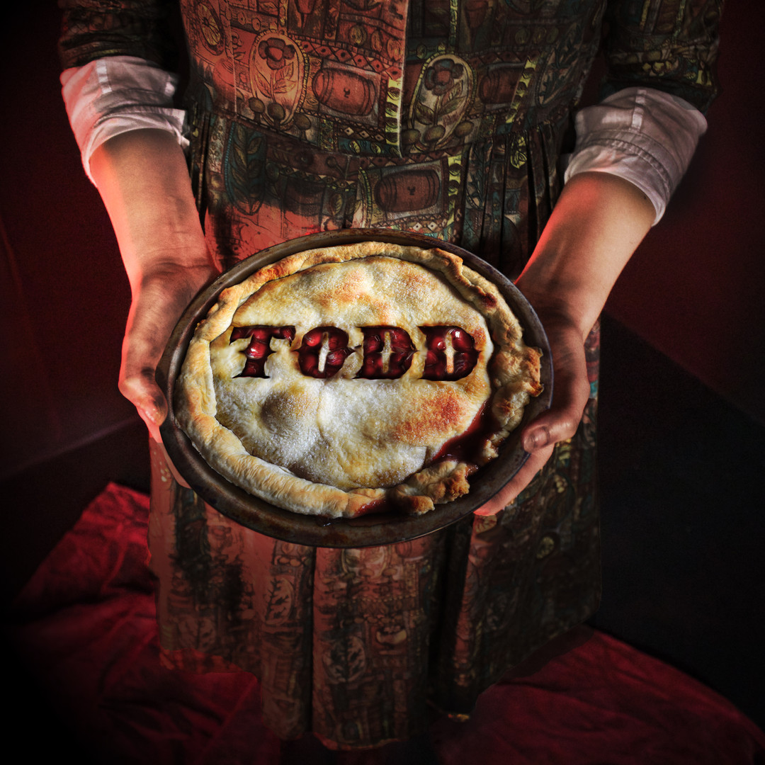 9. ISSY STUART - Sweeny Todd - final pie