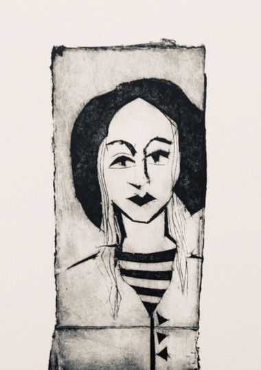 Michele Morrod - DryPoint