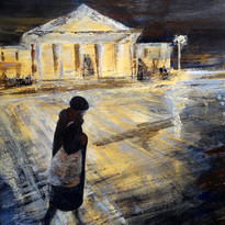 Jill Bourner - Night scene