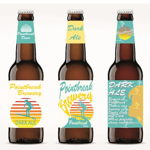12. ISSY STUART - Diner Identity - beer