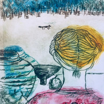 Michele Morrod - Dry Point