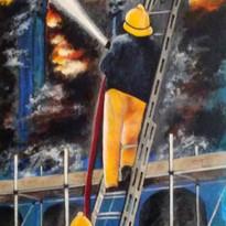 Melody Pryce - Firefighters