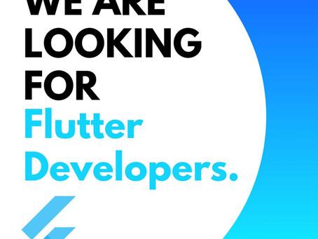 עבודה\משרות כמתכנת Flutter