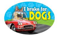 I brake for dogs
