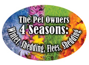 The Pet Owner's 4 Seasons...