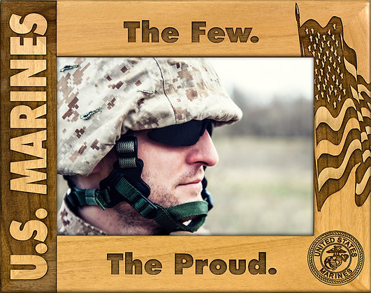 Armed Forces Personalized Frames