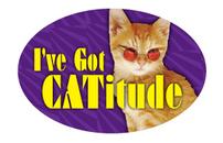 I've got catitude