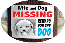 Wife & Dog...