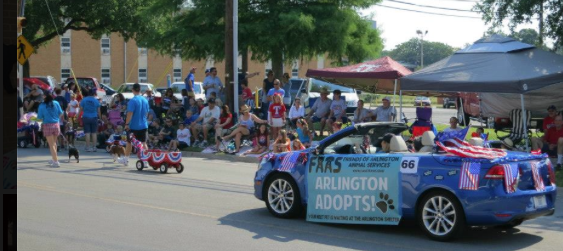 4th of July Parade!