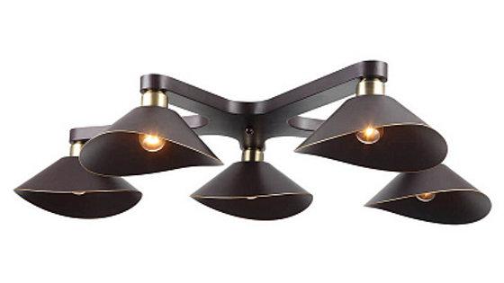 Потолочная люстра Lussole Loft LSP-9535
