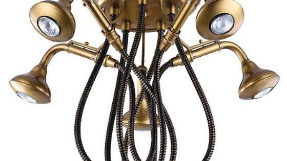 Потолочная люстра Lussole Loft LSP-9755