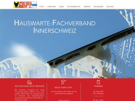 Hauswarte-Fachverband Innerschweiz