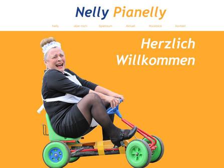 Komische Kellnerin Nelly Luzern
