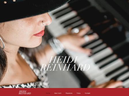 Heidi Reinhard - Hochzeitssängerin