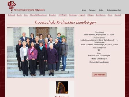 Kirchenmusikverband Nidwalden