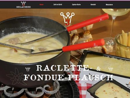 Raclette und FonduePlausch Melachere