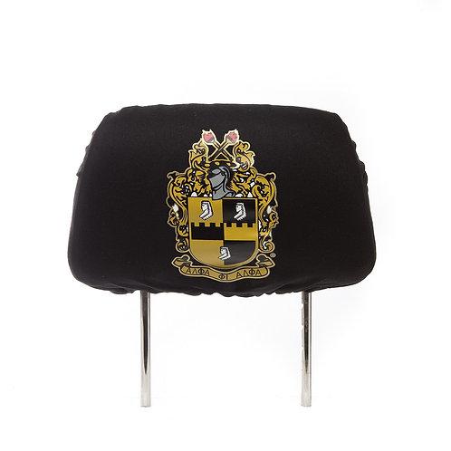 Alpha Phi Alpha Headrest