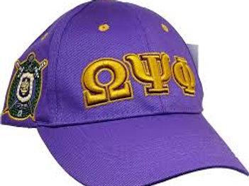 Omega Psi Phi Baseball Cap