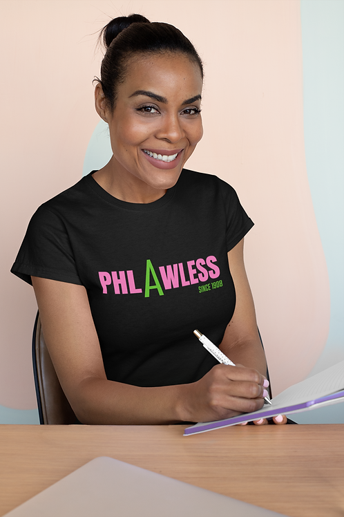 Phlawless Since1908 T Shirt