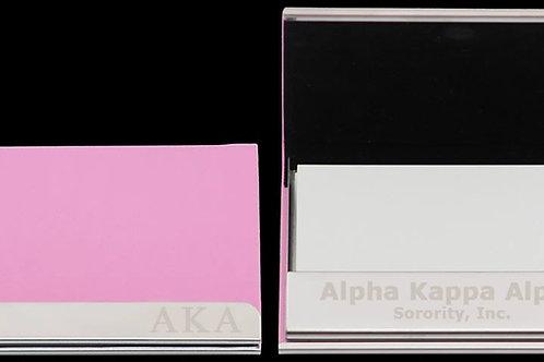 AKA Leather Card Case