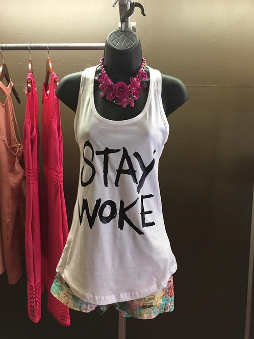 Stay Woke Tank