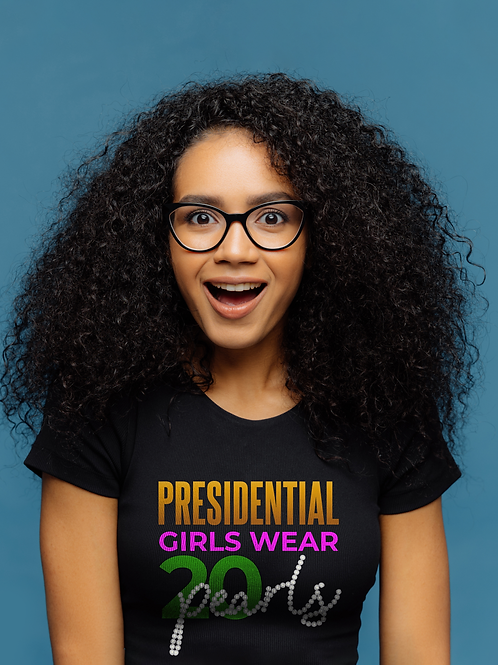 Presidential Girls T-Shirt