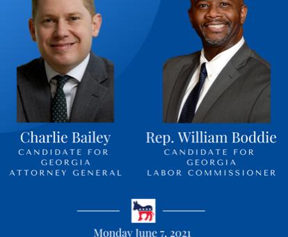 Bibb County Democrats June Meeting