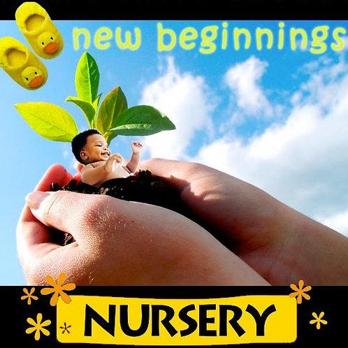2020 Nursery Registration