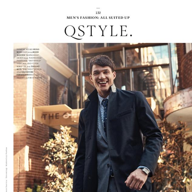 Qantas Magazine