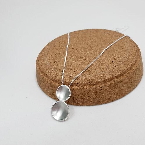 Luna Reflections Pendant Necklace