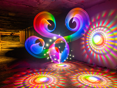 Light Painting Overview