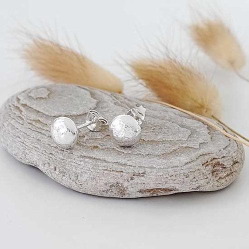 Molten Stud Earrings