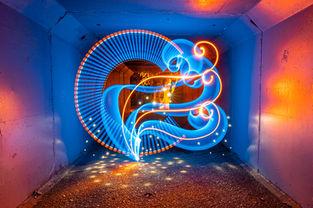 Light Painting Gallery