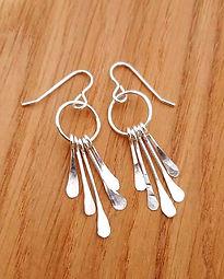 Handmade sterling silver jewellery