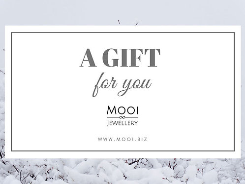 Mooi Gift Vouchers