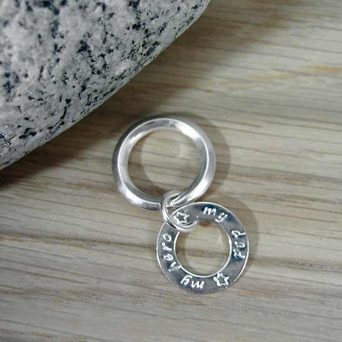 Washer Keyring