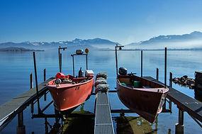 Fischer-Event auf dem Zürichsee Braschle