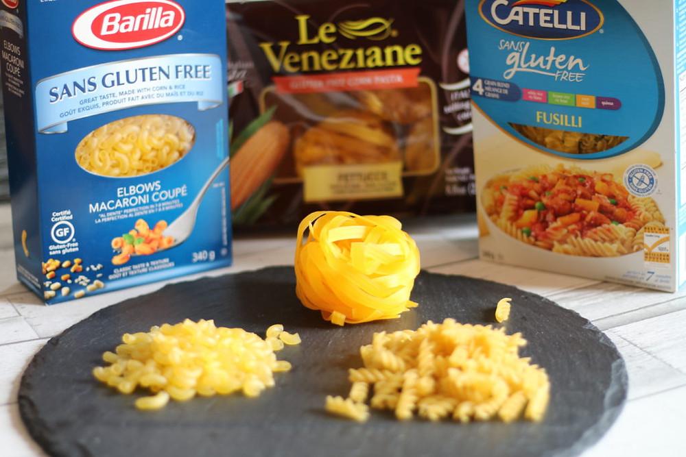 Gluten Free Pasta Brands