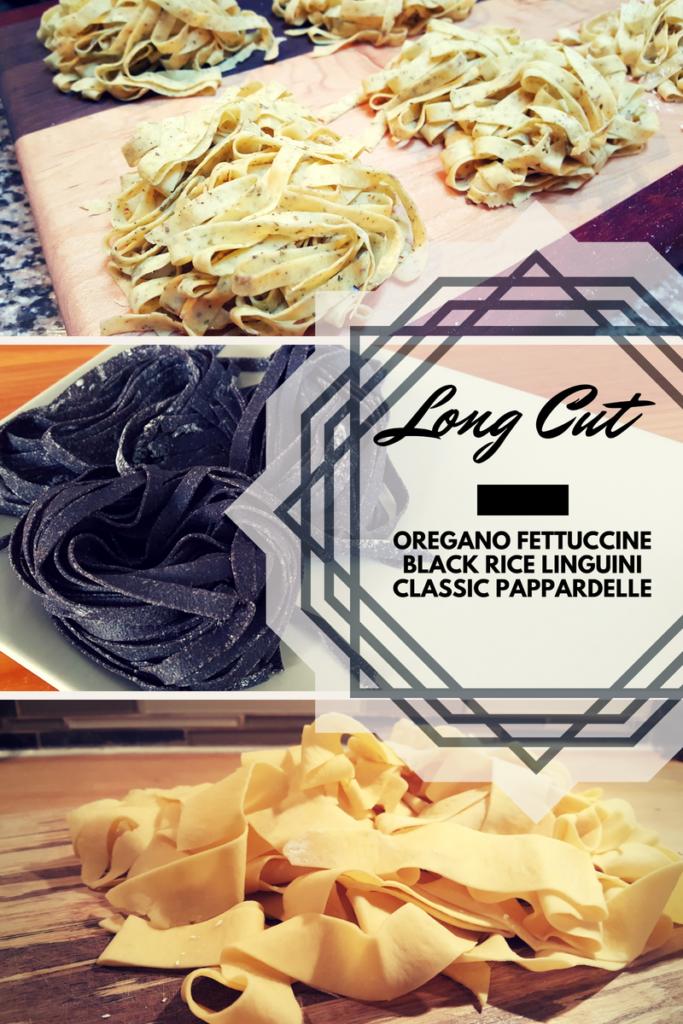 gluten free long cut pasta by NUDL Artisan Pasta