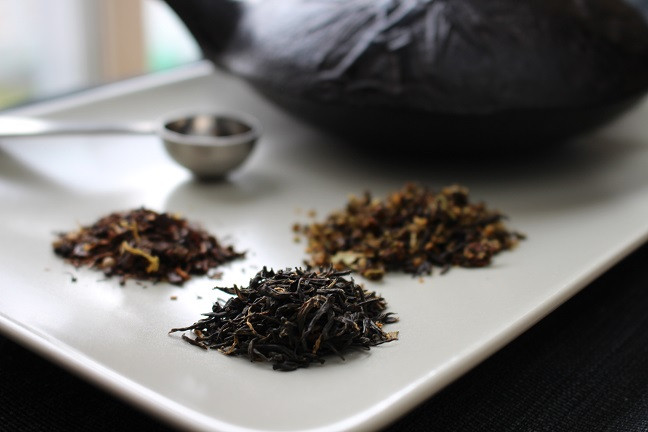 black tea small