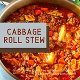Gluten Free cabbage roll stew from Polan