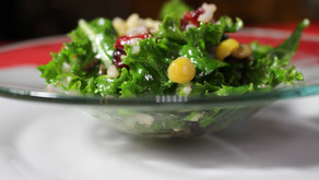 Think you don't like Kale? Try THIS Salad!