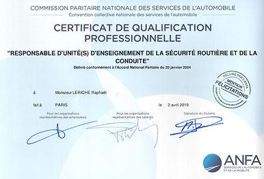 Diplome CQP RUESCR_auto ecole drive_auto ecole calais_raphael leriche.jpeg