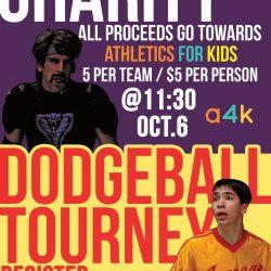 Charity Dodgeball Tourney