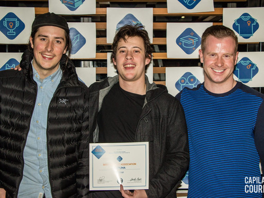 """Voted #1 Association"" at Best of Capilano – Readers Choice Awards hosted by the Capilano Courier"