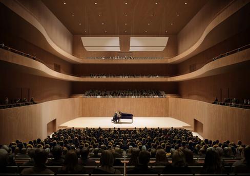 Konzerthaus in Nürnberg, Topotek 1
