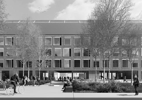 Zurich BGS School, Zurich,Topotek 1