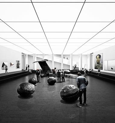 Museum des 20. Jahrhunderts, Topote 1